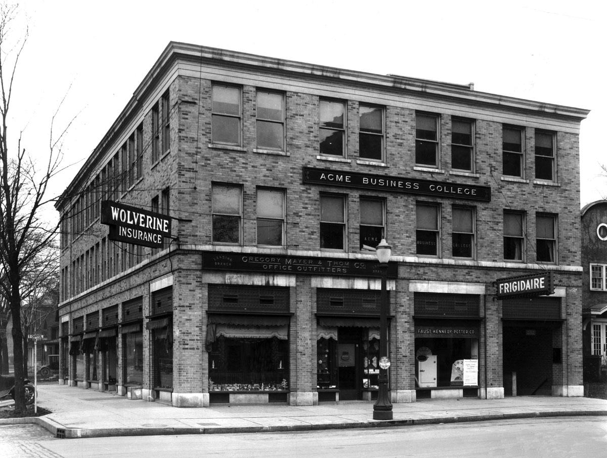 Wolverine Insurance Building